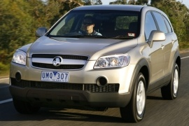 HOLDEN Captiva (2006 - 2011)