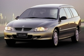 HOLDEN Commodore Wagon (1997 - 2002)