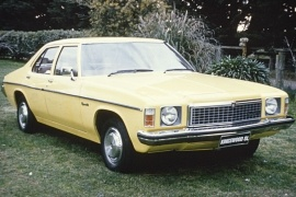 HOLDEN HZ (1977 - 1980)