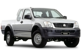 HOLDEN Ranger Space Cab (2003 - 2007)