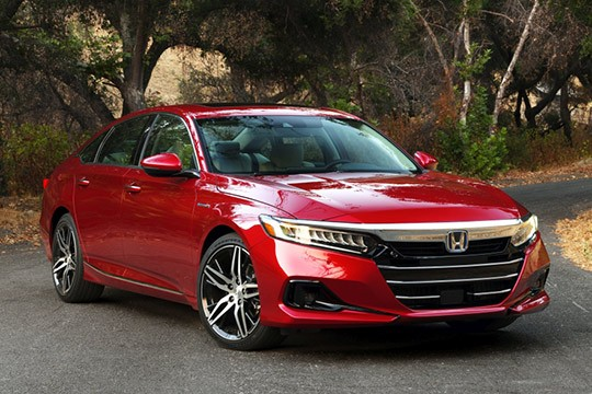 Honda Accord Models And Generations Timeline Specs And Pictures By Year Autoevolution