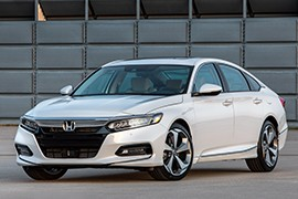 Honda Accord 2017 Present