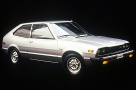 HONDA Accord 3 Doors (1977 - 1981)