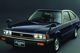 HONDA Accord 3 Doors (1981 - 1985)
