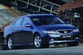 HONDA Accord 4 Doors (2003 - 2006)