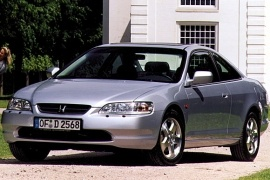 HONDA Accord Coupe (1998 - 2002)