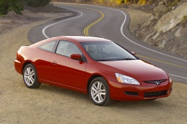 Honda Accord Coupe Us 2003 2005