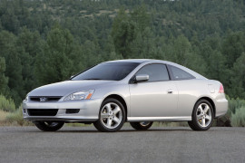 HONDA Accord Coupe US (2006 - 2007)