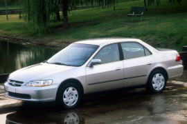 HONDA Accord Sedan US (1997 - 2002)