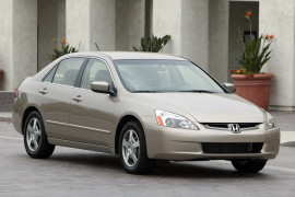 HONDA Accord Sedan US (2005 - 2007)