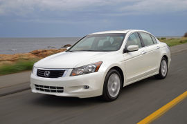 HONDA Accord Sedan US (2008 - Present)