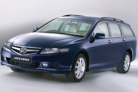 HONDA Accord Tourer (2005 - 2008)