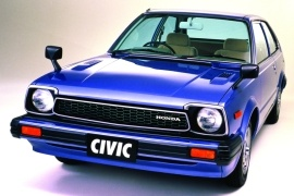 HONDA Civic 3 Doors (1979 - 1982)