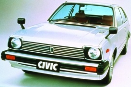 HONDA Civic 3 Doors (1982 - 1983)
