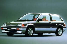 HONDA Civic 3 Doors (1983 - 1987)
