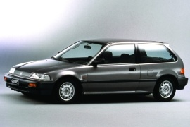 HONDA Civic 3 Doors (1987 - 1991)