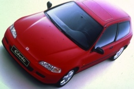 HONDA Civic 3 Doors (1991 - 1995)