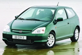 HONDA Civic 3 Doors (2001 - 2003)