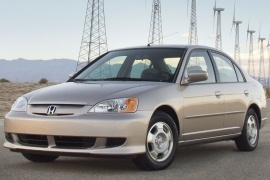 HONDA Civic Sedan (2003 - 2005)
