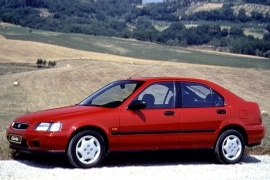 HONDA Civic 5 Doors (1995 - 1997)
