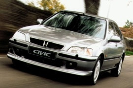 HONDA Civic 5 Doors (1997 - 2001)