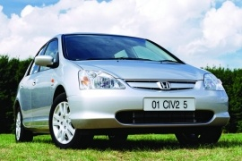 HONDA Civic 5 Doors (2001 - 2003)