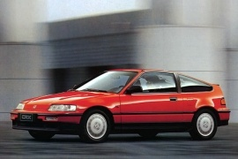HONDA Civic CRX (1988 - 1993)