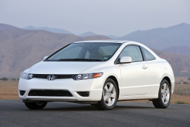 HONDA Civic Coupe (2005 - 2008)
