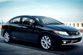 HONDA Civic Sedan Si (2012 - Present)