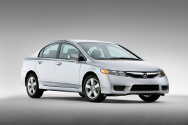 HONDA Civic Sedan US (2008 - Present)