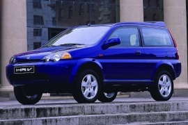 HONDA HR-V 3 Doors (1999 - 2001)