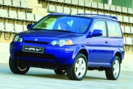 HONDA HR-V 3 Doors (2001 - 2006)