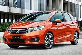 Honda Jazz Fit 2017 Present