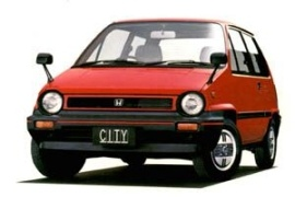 HONDA Jazz/City (1983 - 1986)