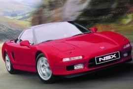 HONDA NSX specs & photos - 1997, 1998, 1999, 2000, 2001, 2002 - autoevolution