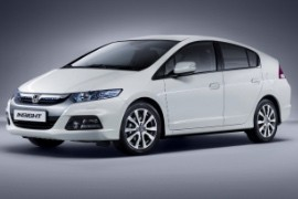 Honda Insight Photo Gallery