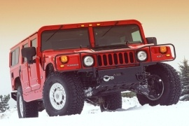 HUMMER H1 4 Door Wagon (1992 - 2006)