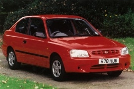 HYUNDAI Accent 3 Doors (1999 - 2003)