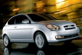 HYUNDAI Accent 3 Doors (2006 - 2011)