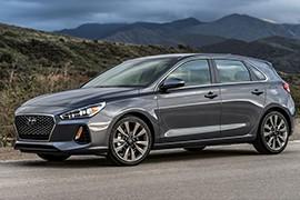 Hyundai Elantra Gt 2017 Present
