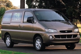 HYUNDAI Satellite (1997 - 2000)