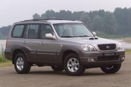 Hyundai Terracan 2004 2007
