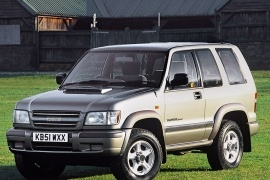 ISUZU Trooper 3 Doors (1998 - 2002)