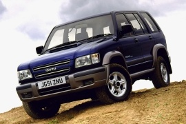 ISUZU Trooper 5 Doors (1998 - 2002)