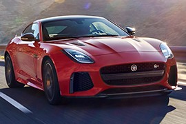 JAGUAR F-Type SVR Coupe specs & photos - 2017, 2018, 2019 ...