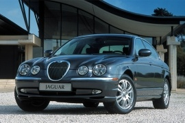 JAGUAR S-Type (1999 - 2002)