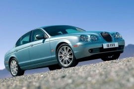JAGUAR S-Type (2004 - 2007)