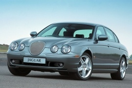 JAGUAR S-Type R (2002 - 2004)