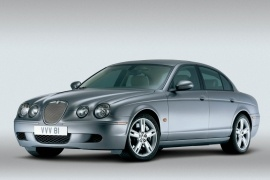 JAGUAR S-Type R (2004 - 2007)
