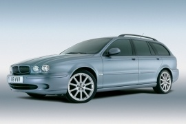 JAGUAR X-Type Estate (2004 - 2009)